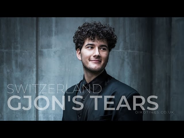 OIKOTIMES 🇨🇭INTERVIEW WITH GJON'S TEARS FROM SWITZERLAND / EUROVISION 2021