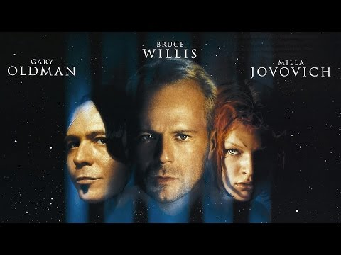 The Fifth Element (1997) Movie Review - One of My Favorite Sci-Fi Films
