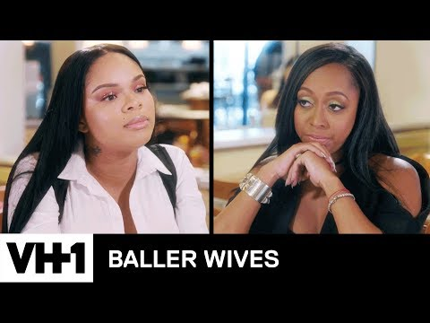 Stacey & Kijafa Meet Face To Face | Baller Wives