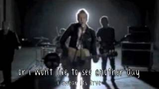 Secondhand Serenade- fall for you music video + lyrics
