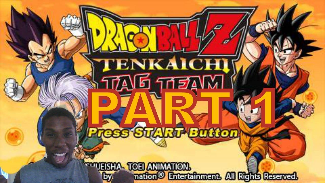 dbz tenkaichi tag team psp gratuit