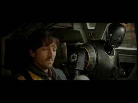 Rogue One A Star Wars Story Exclusive Scene - Jyn's Blaster (2016)