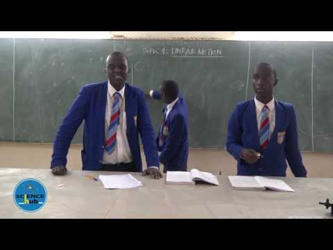 MOI FORCES ACADEMY   Form 3 Physics  lesson 1 Linear motion COL