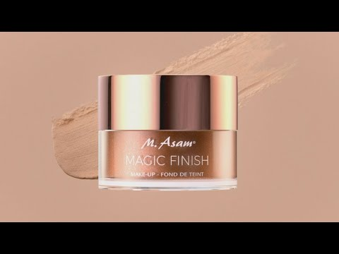 Video: MAGIC FINISH Kosmetik von asambeauty