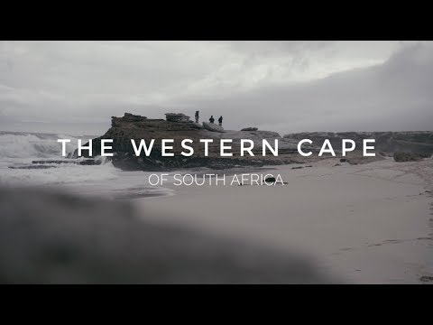 The Western Cape Of South Africa | 4K
