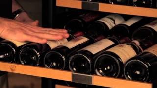 N'FINITY PRO HDX Dual Zone Wine Cellar