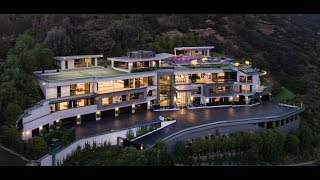 Скачать Dan Bilzerian NEW HOUSE 10979 Chalon Road Bel Air CA