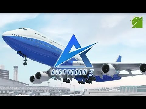 AirTycoon 5 - Android Gameplay FHD