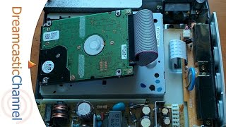 Dreamcast IDE Hard Drive Mod Overview
