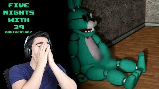 I CAUGHT HIM TOUCHING THE D AGAIN Five Nights With 39 Anniversary Nights 5 6
