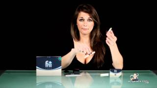 Smoke Frii Electronic Cigarette Review (Deluxe Starter Kit) by Ecigarette Critic dot com