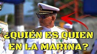 Todos los Rangos de la Marina de México ⚓ || 2018