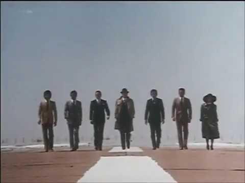 """Gメン75(第5期)ENDING """"遥かなる旅路""""  第253~第306話"""