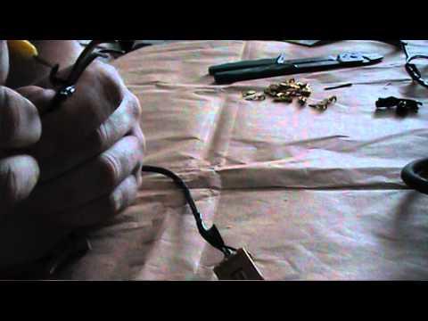 reparacion de cableado del portón de maletero de un seat Córdoba del 99 (parte 1).