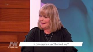 Linda Says Her Conception Sex Was Alright! | Loose Women