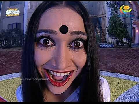 Download Daya Bhootni | Taarak Mehta Ka Ooltah Chashmah | TMKOC Comedy | तारक मेहता का उल्टा चश्मा | Ep 424