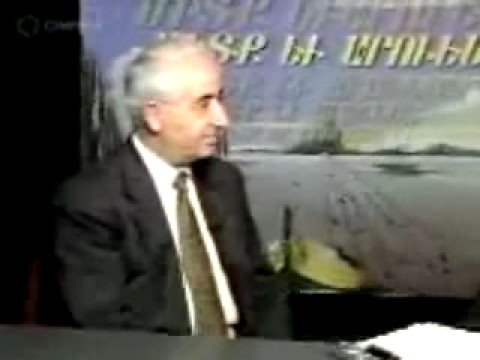 Melkonian in Toronto Local News 24 April 2004