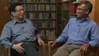 A conversation between Yitang Zhang and Kannan Soundararajam