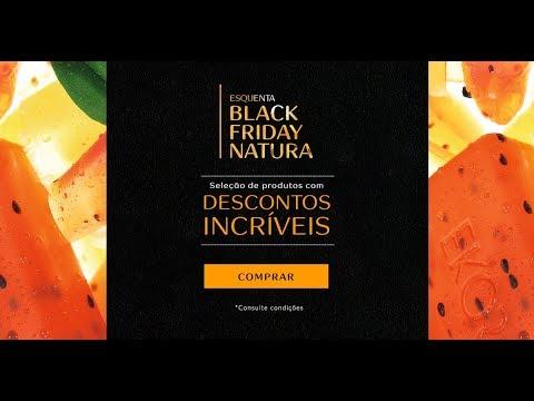 1cb1fa0ad0 Promoção  Esquenta Black Friday até 31 10 18. Rede Natura Cristina ...