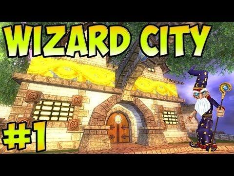 "Wizard101: Full Game Walkthrough   ""I'm a Banana"" Ep 1"
