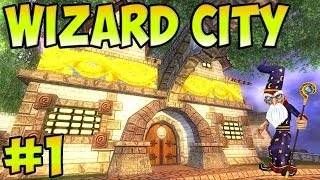 Wizard101: Full Game Walkthrough |