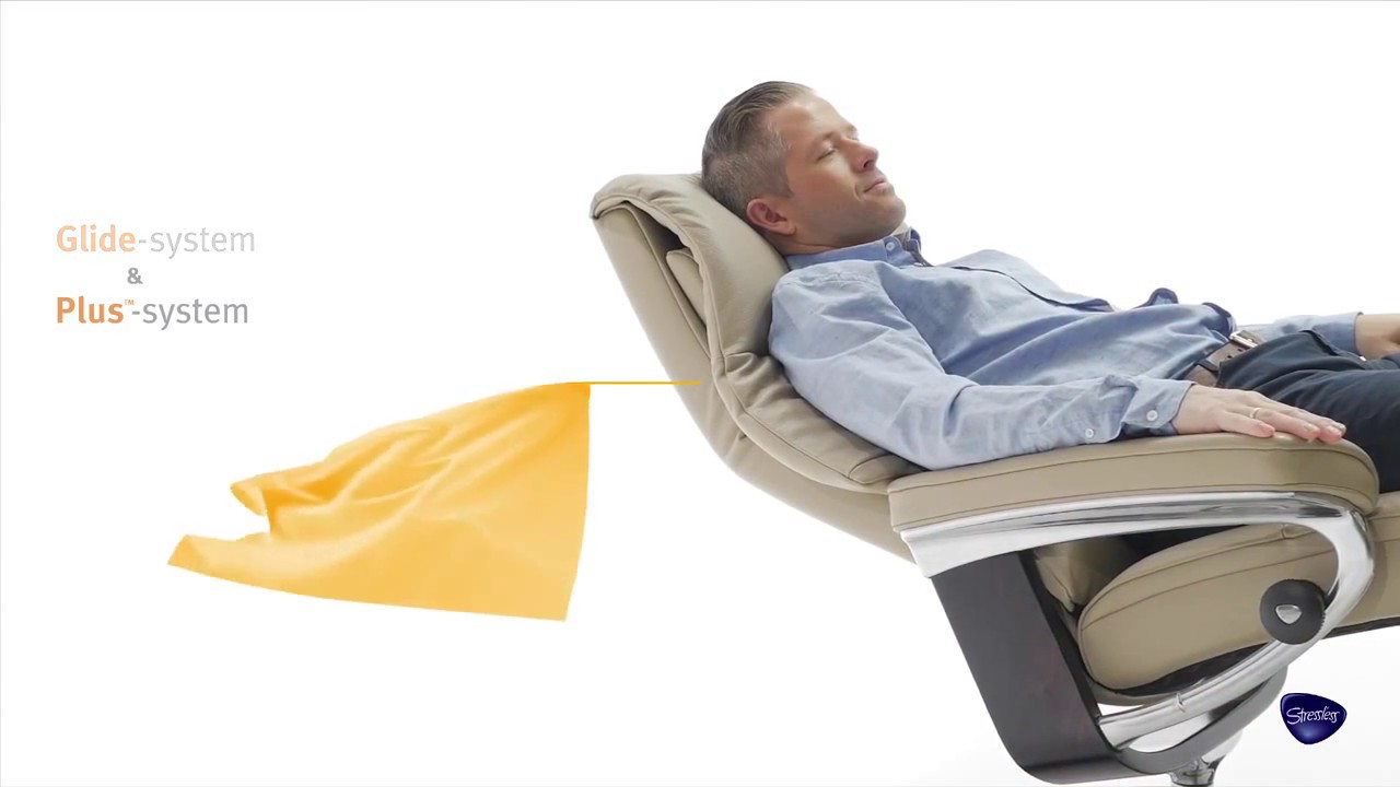Stressless Glide Plus System Youtube