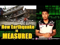 How Earthquake is Measured How Seismograph Works In Hindi