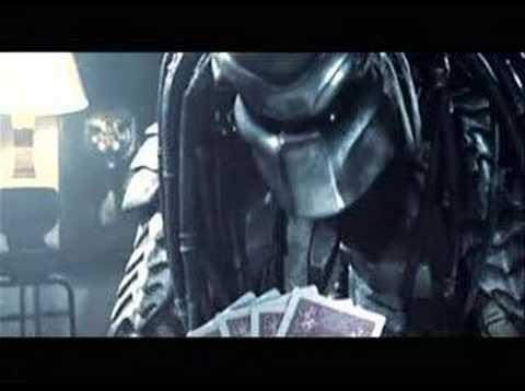 Alien vs Predator 2 Poker - YouTube
