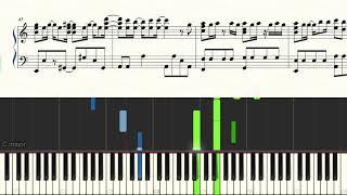 【無料ピアノ楽譜】Uru「プロローグ」−ドラマ『中学聖日記』主題歌