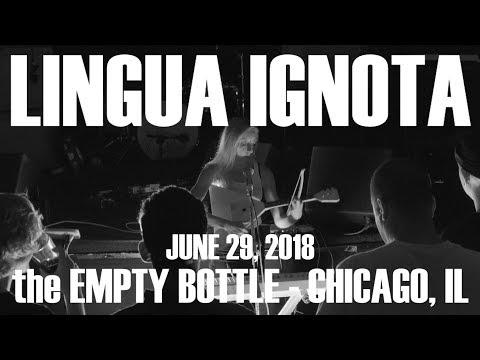 Lingua Ignota FULL CONCERT in 4k