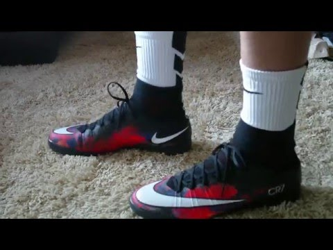 CR7 Savage Beauty Nike MercurialX Superfly Proximo IC - Unboxing + On feet