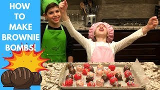 How to Make DIY Brownie Bombs | Fun & Easy Recipe for Kids!