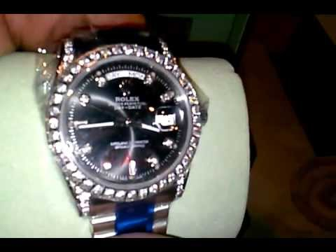 lab made rolex youtube