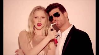 Robin Thicke - Blurred Lines ft. T.I., Pharrell [NEW][DOWNLOAD][2013]
