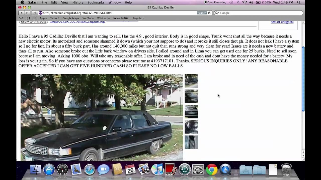 Craigslist Findlay Ohio Used Cars Popular Trucks And