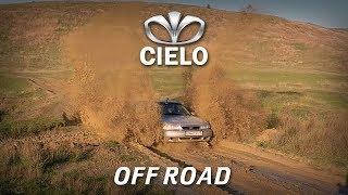 Cu Cielo Pe Camp - Off Road Daewoo Cielo - Test Drive