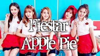 FIESTAR - APPLE PIE MV names/members