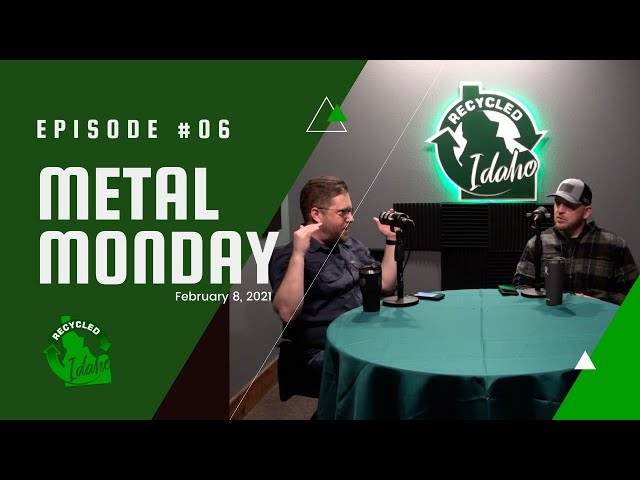 Metal Monday #6 with Nick and Brett, 2021