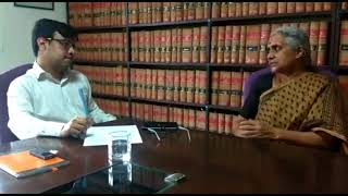 Dr  Usha Ramanathan on constitutionality of the Aadhaar Act.