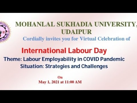 International Labour Day Celebration 2021