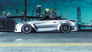 NEED FOR SPEED HEAT: BMW Z4 M40i CUSTOMISATION / NIGHT RACE + COPS / 4K