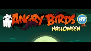 Angry Birds Halloween Full Gameplay Walkthrough