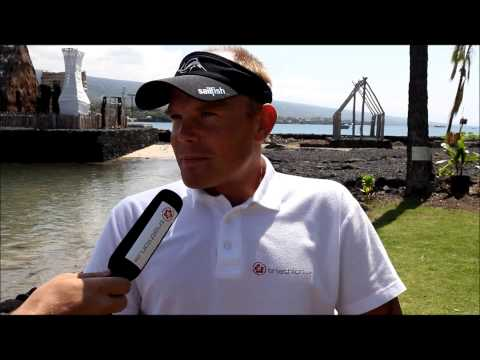 Post-Race-Interview mit Andrej Heilig: Nach dem Ironman Hawaii 2012