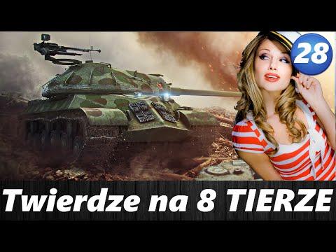 NO TO SIĘ GRUBO BRONIMY.. ;)  IS-3 - Cichy Brzeg i Kopalnia Twierdze na 8 tierze - World of tanks.