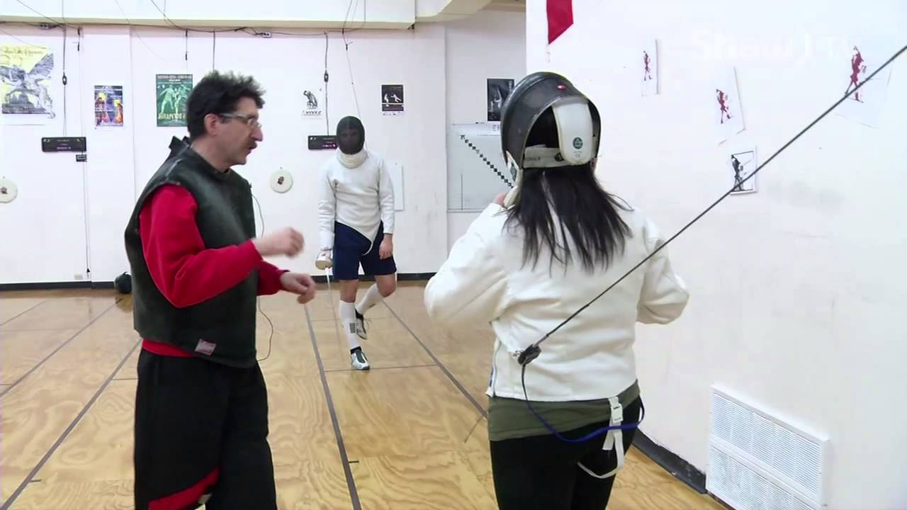 How to Learn to Fence photo