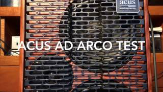ACUS ONEFORSTRINGS AD DOUBLE BASS TEST review