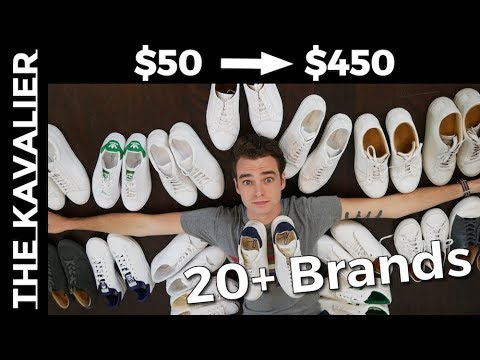 The Luxury Sneaker Buying Guide - Common Projects, Stan Smith, Oliver Cabell, Greats, Suit Supply ++