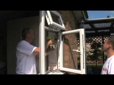 Professional Upvc Window Installation Guide | Eurocell - Youtube