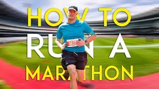 How to Run a Marathon | My Journey