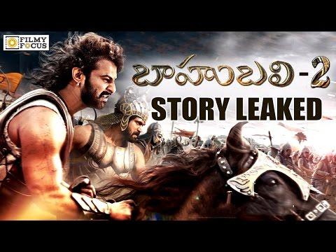 Baahubali Part -2 Story Leaked || Prabhas,...